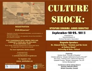 Culture Shock Program