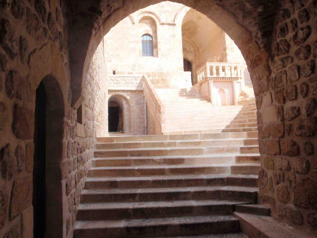 Deyrul Zafaran Monastery
