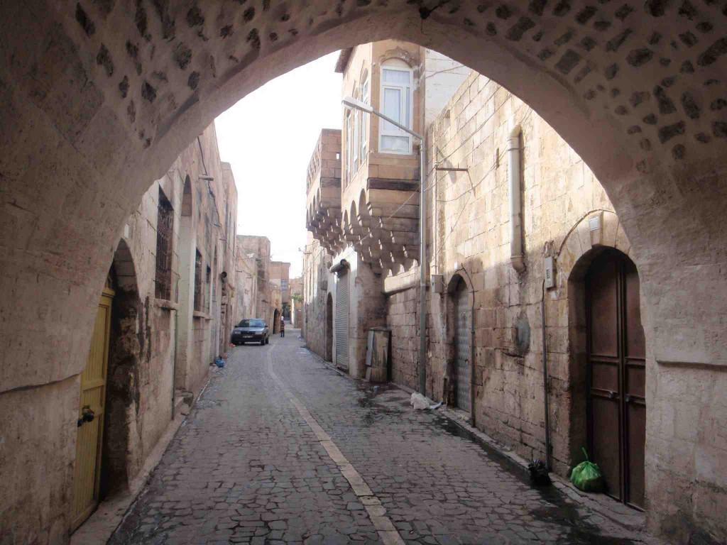 Urfa street scene